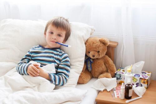 Миниатюра к статье Профилактика сезонных вспышек ОРВИ у детей