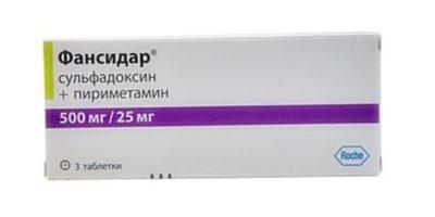 Миниатюра к статье Фансидар: аналоги препарата, инструкция по применению
