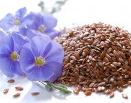 Миниатюра к статье Льняное семя при запорах: рецепты