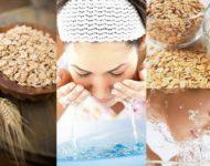 Миниатюра к статье Умывание овсянкой: отзывы, фото до и после