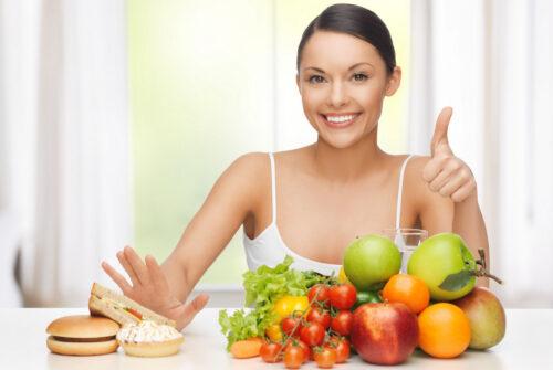 Миниатюра к статье Диета для очищения печени: полезные продукты