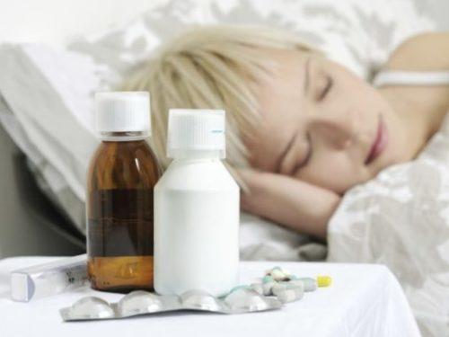 Миниатюра к статье Передозировка снотворными препаратами: симптомы и как оказать первую помощь