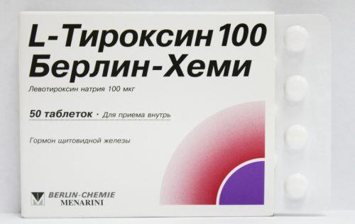 Миниатюра к статье Передозировка Тироксином: симптомы, лечение