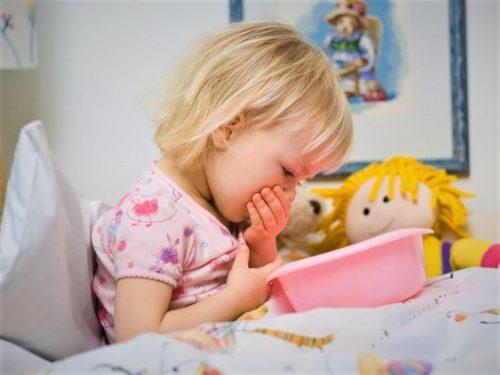Миниатюра к статье Что предпринять если ребенок отравился: первая помощь