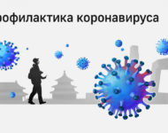 Миниатюра к статье Профилактика коронавируса у человека 2020