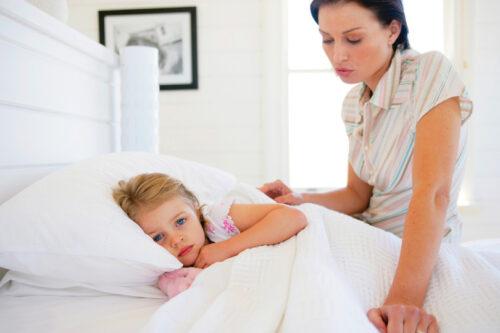 Миниатюра к статье Сальмонеллез у детей: симптомы и лечение